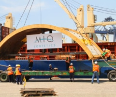 Transport Engineering for Heavy-lift cargo