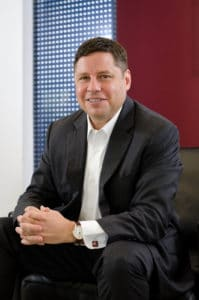 Chris Capodonno New VP of Global Business Development
