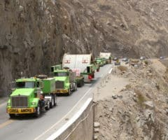 Mining Project Cargo