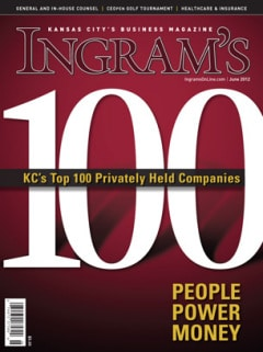 Ingram's Magazine June Cover