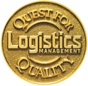 Logistics Management Quest for Quality Medal