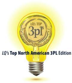 LQ's Top 3PL 2013