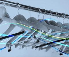 Retail Hangers MIQ Logistics