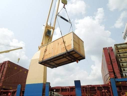 Global Logistics Lifting Crate