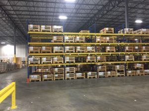 houston facility warehouse