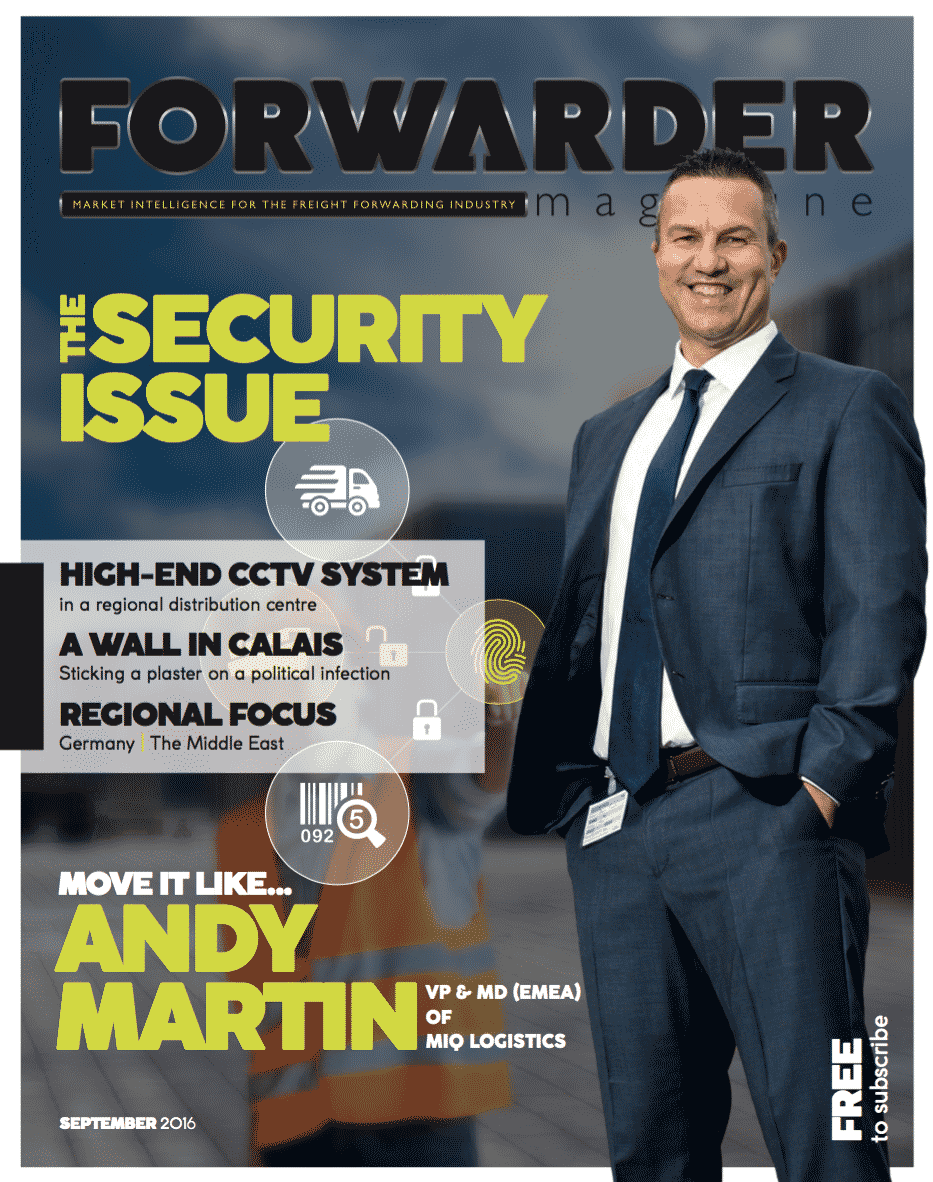 andy martin forwarder magazine
