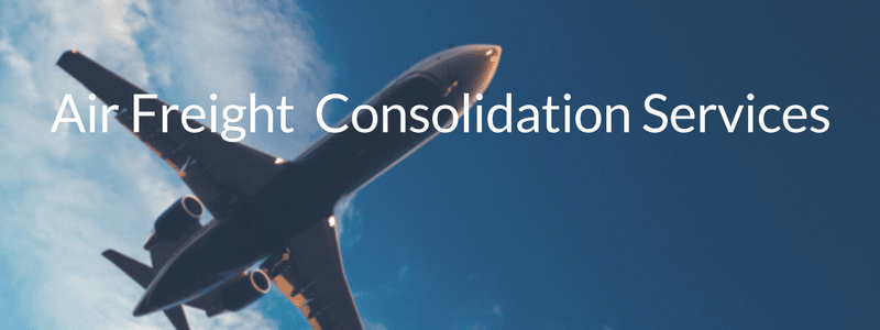 MIQ Air Freight Consolidation Services