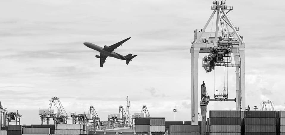 Air and Ocean Freight Consolidation