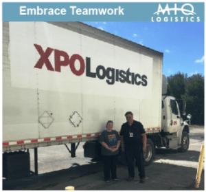 XPO MIQ Trucking