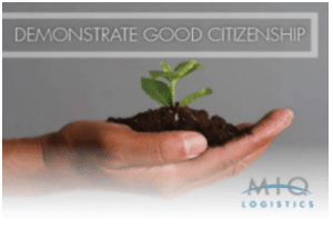 MIQ Good Citizenship