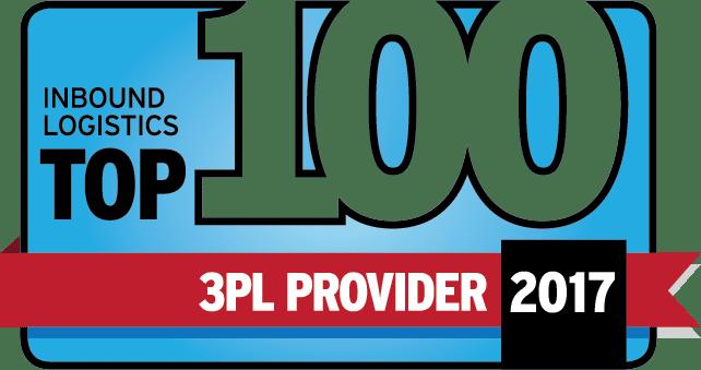 top 100 3pl 2017