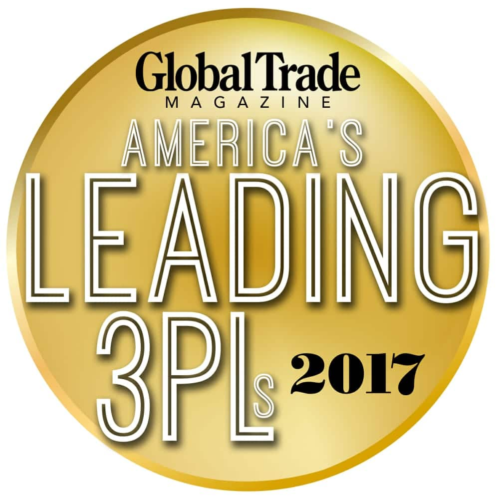 2017 top 100 3PL Global Trade