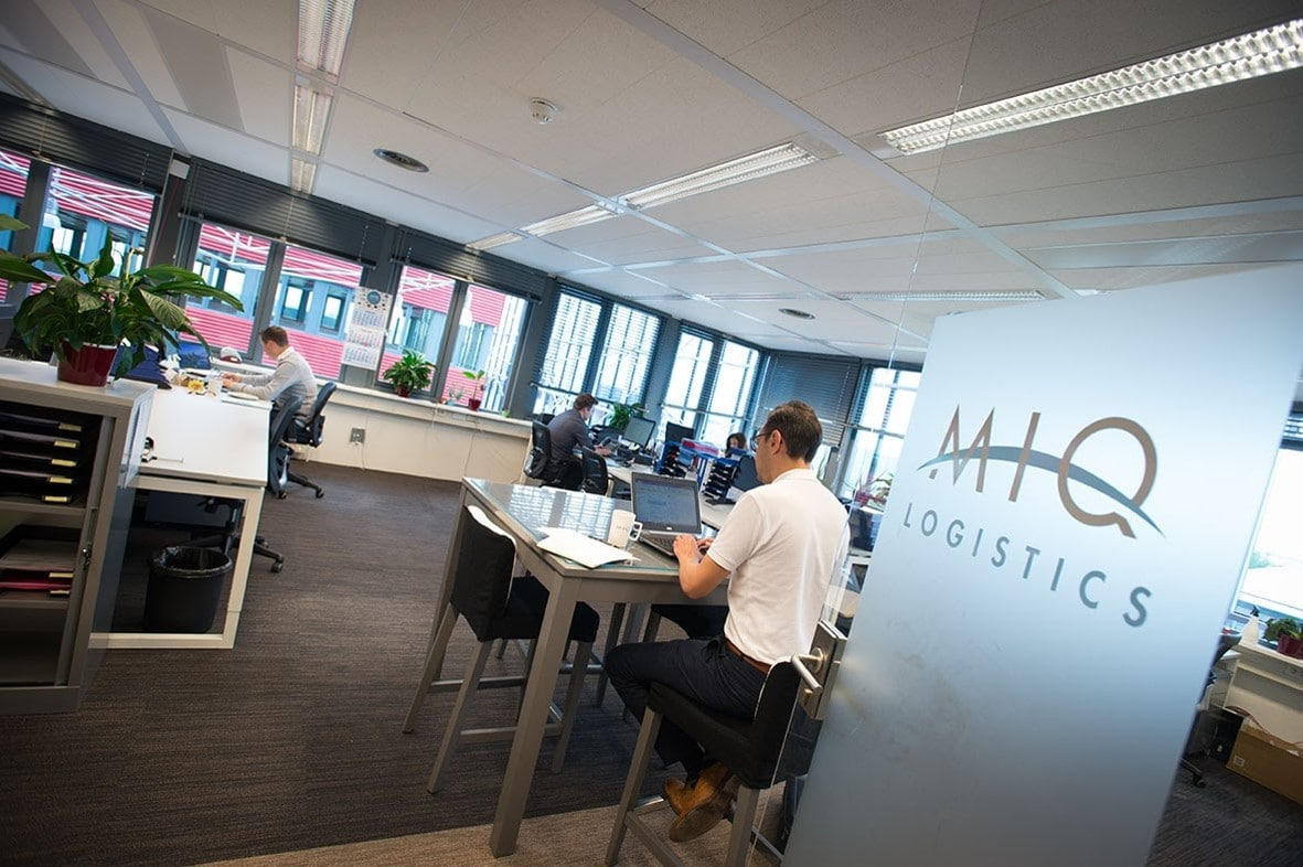 MIQ Logistics Amsterdam Office