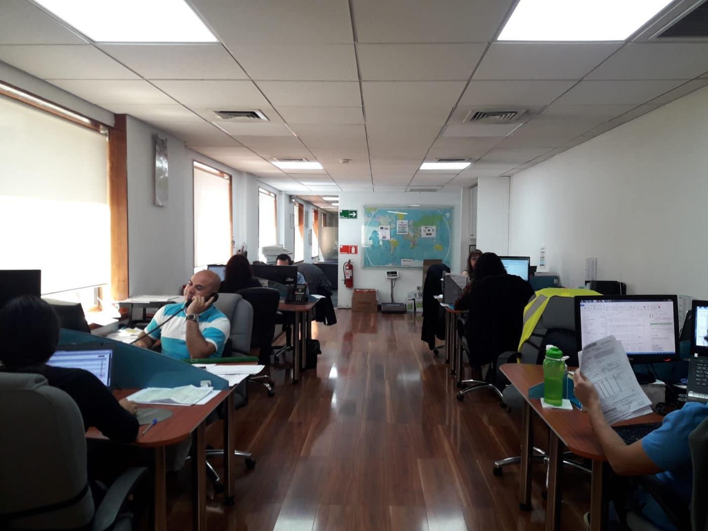 Santiago MIQ Logistics Office