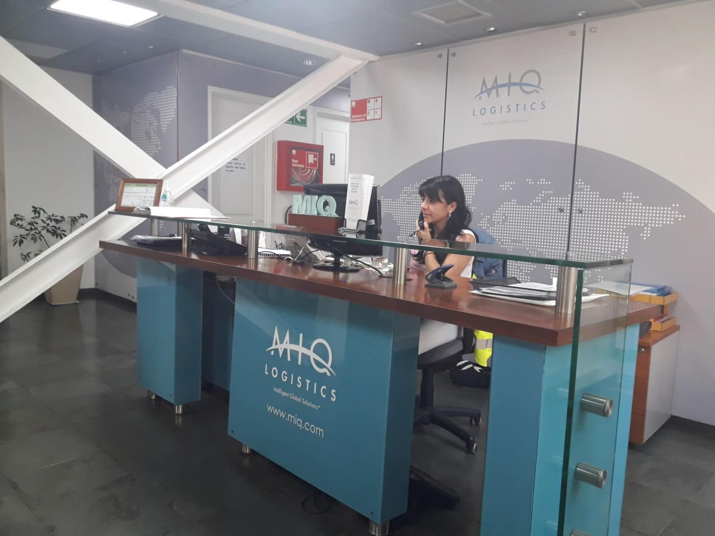 MIQ Logistics Santiago Office