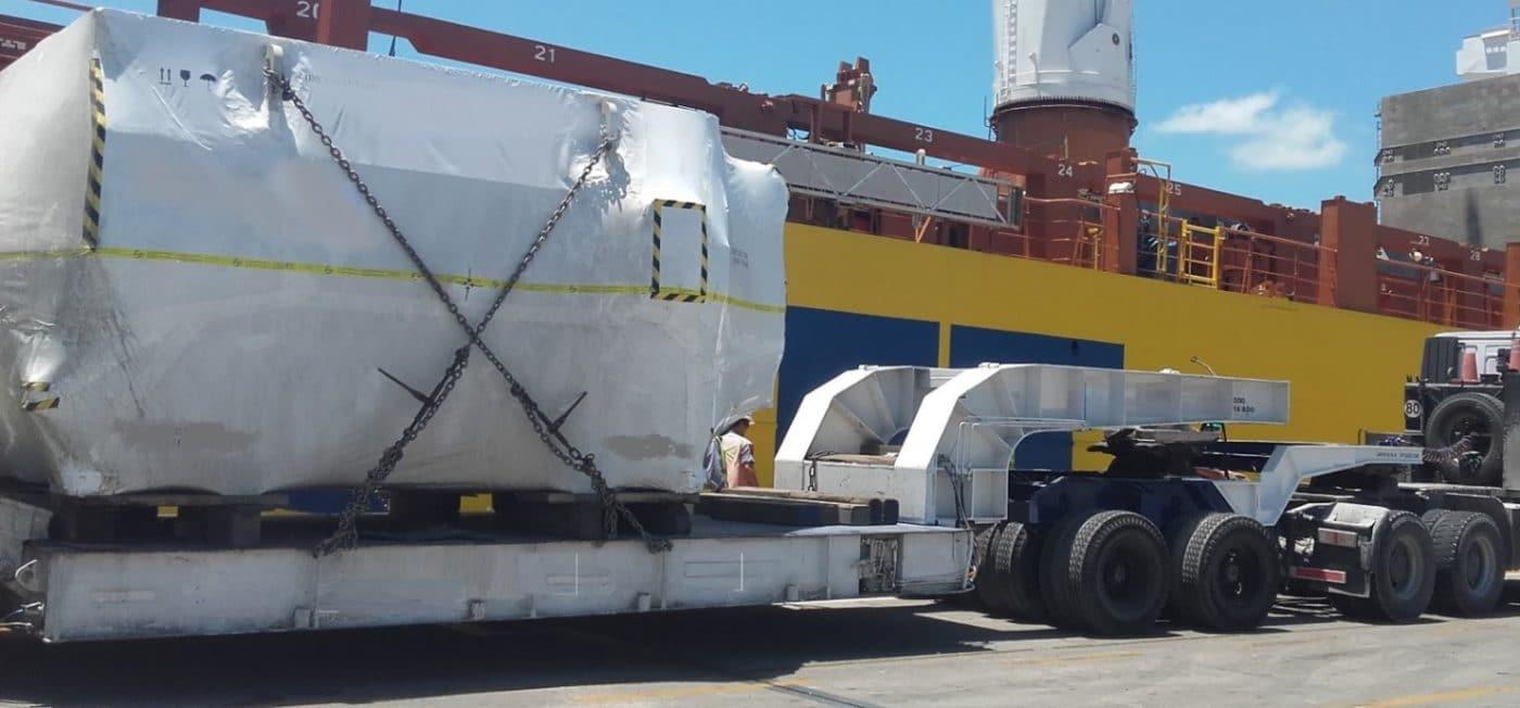 Project Logistics Buenos Aires