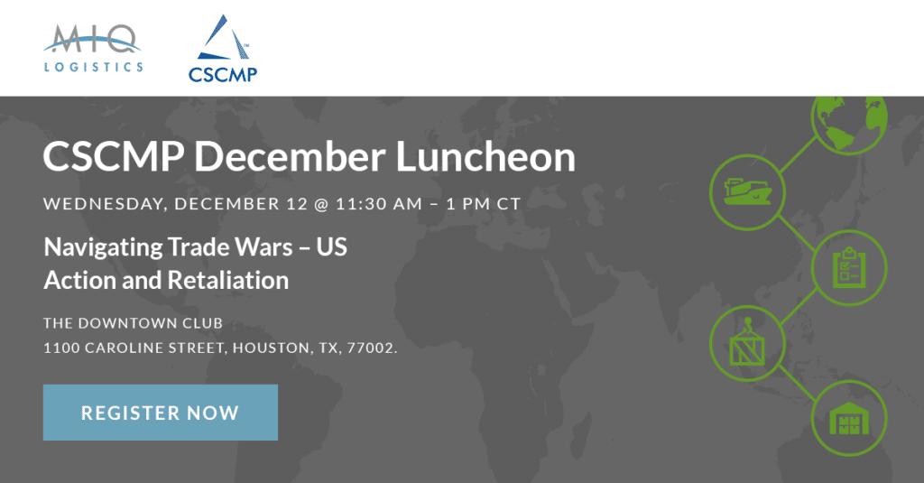 CSCMP Luncheon